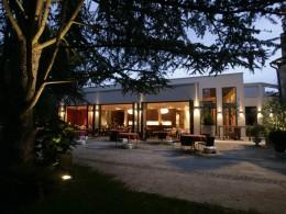 Lounge des Weinguts Kühling-Gillot