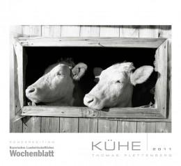 Der Kalender Kühe 2011