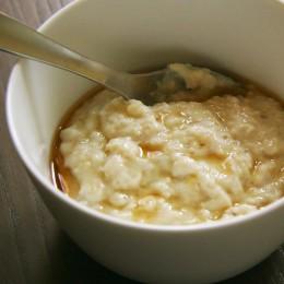In England beliebtes Gericht aus Hafer: Porridge