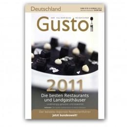 Der Gusto Führer 2011 - deutschlandweit