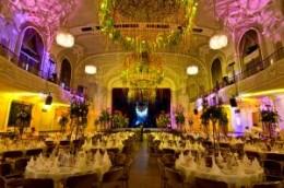Prachtvolle Gala Gourmet & Wein