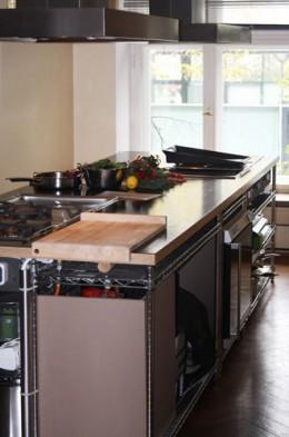 Die Küchenzeile vom Küchenteufel