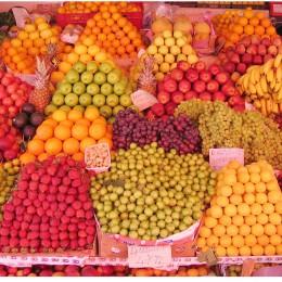 Bei Fit for Life steht vor allem Obst auf dem Speiseplan