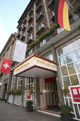 Traditionsreich: Der Baseler Hof
