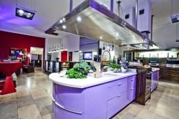 Die Design-Küche der La Cocina