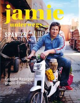Buchcover Jamie unterwegs