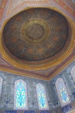 Der Topkapi-Palast: nicht nur wegen der Kochbücher einen Besuch wert