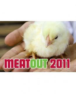 Ohne Fleisch: Meatout 2011