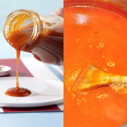 Fertiger Ketchup enthält viel Zucker, deshalb besser selbst eine Tomatensauce machen