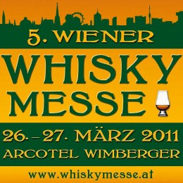 26. und 27. März: Wiener Whisky Messe