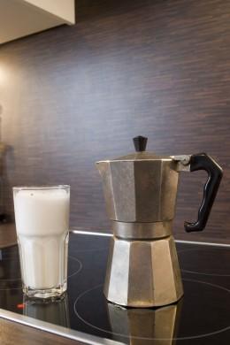 Espressokocher Latte Macchiato
