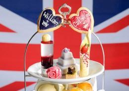 Very britisgh ist der Regal afternoon tea treat im Royal Horseguards Restaurant