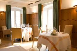 Im Restaurant Flohr's genießen die Gäste Sterneküche in der Nähe des Bodensees