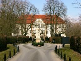 Das Schloss Harkotten liegt im Spargelort Sassenberg