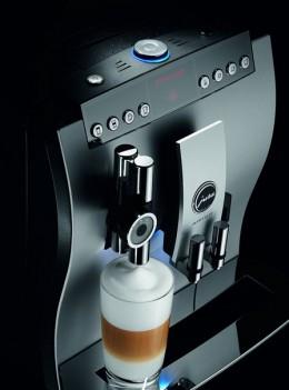 Kauffeevollautomat mit Spracherkennung: IMPRESSA Z7