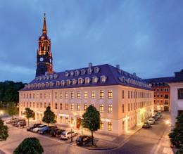 Das Bülow Palais verbindet modernen Komfort mit Tradition