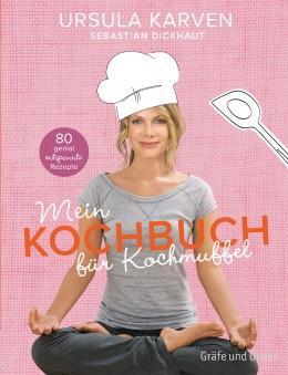 Cover Mein Kochbuch für Kochmuffel Ursula Karven
