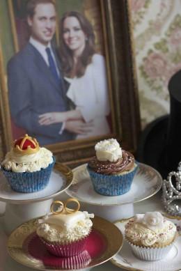 Cupcakes Prinz William und Kate Wir machen Cupcakes