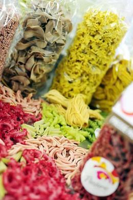 Ihre Wunschnudel auf Bestellung bei www.pastarie.com