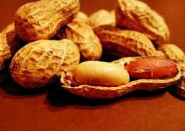 Wenn Erdnüsse im Produkt enthalten sind, muss dies gekennzeichnet werden.