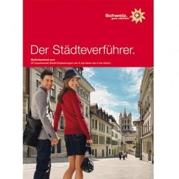 Der Städteführer stellt 23 Schweizer Städte vor