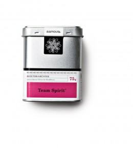 Die Erlöse aus dem Verkauf von samova Team Spirit gehen teilweise an Hinz&Kuntz