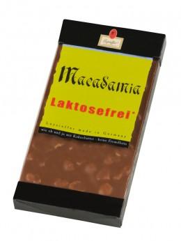 Die neue laktosefreie Schokolade von Leysieffer