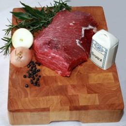 Galloway-Fleisch ist mager und schmackhaft