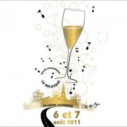 Die Champagne feiert!