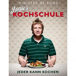 "Jamie Olivers Kampagne ""Ministry of Food"""
