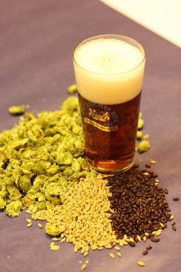 Bier Rohstoffe