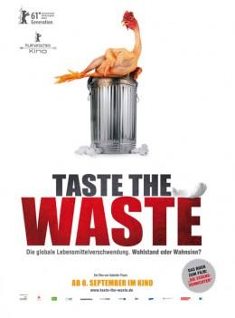 Ab 8. September im kino: Taste The Waste