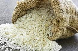 Sack voll Reis
