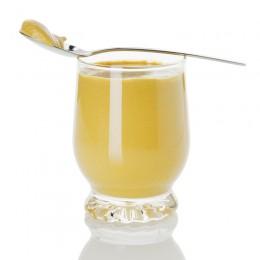 volles Senfglas