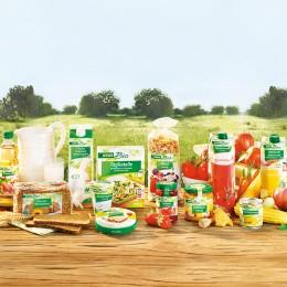 Natürlich vielfältig: das REWE Bio Produkt Sortiment.