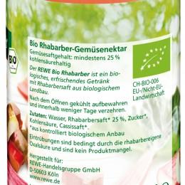 Bio Logo REWE Bio Produkte erfüllen Europa-Normen – natürlich.