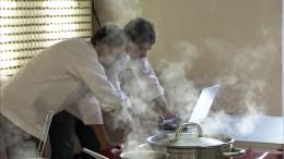 Oriol Castro und Eugeni de Diego experimentieren in der el Bulli-Küche