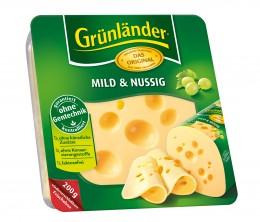 Grünländer Käse ohne Gentechnik