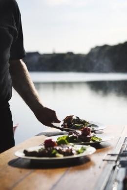 Neue nordische Küche