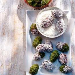 gefüllte Datteln: beliebtes Dessert in der orientalischen Küche