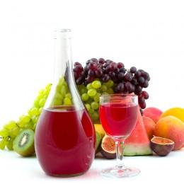 Für die Herstellung von Fruchtwein eignen sich verschiedene Früchte
