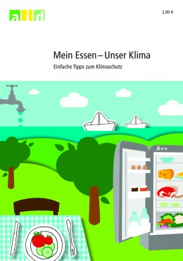 aid Broschüre 'Mein Essen - Unser Klima' jetzt auch als iPad App