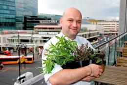 Zehn Jahre Restaurant 44: Danijel Kresovic