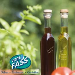 Sherry-Essig und Öl
