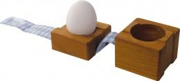 multifunktionaler Eierwärmer von Manubrium