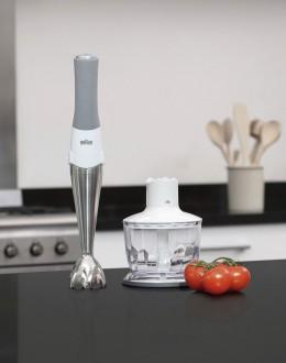 Mit dem Multiquick Stabmixer gelingt die Koch-Vorbereitung wie von selbst.