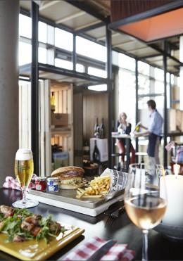 Restaurant HEIMAT in der HafenCity Hamburg