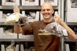 Gründer des Schokoladen-Outlet.de: Lars Kruse
