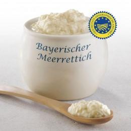 Bayerischer Meerrettich (g. g. A.)