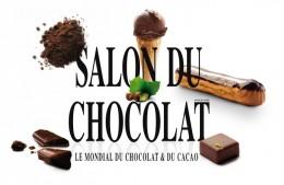 Salon du Chocolat im November in New York